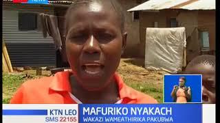Zaidi ya familia mia mbili zaachwa bila makao kutokana na mafuriko maeneo ya Nyakach