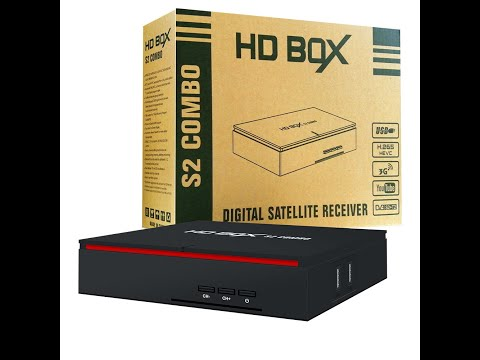 "Спутниковый ресивер ""HD BOX S2 combo"""