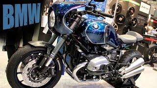 BMW R NineT Custom Bike By ACTIVE JAPAN