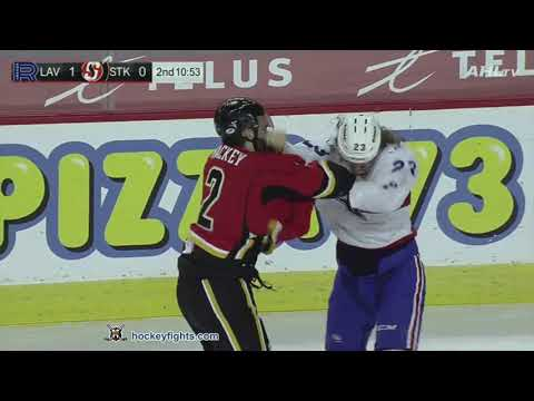 Connor Mackey vs. Michael Pezzetta