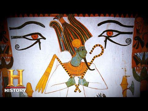 Geheime Egyptische Tombes bieden cruciale antwoorden