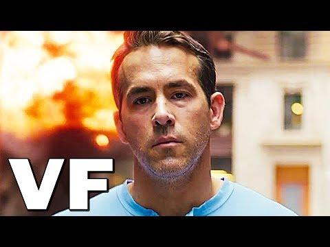 FREE PLAYER Bande Annonce VF (2020) Ryan Reynolds