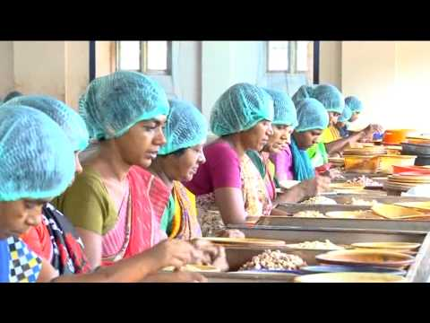 St.Pauls Cashew Factory Video 1
