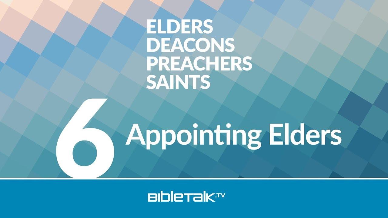 Appointing Elders