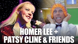 Homer Lee and Patsy Cline and Friends - Branson Missouri - Webcam Show  Video