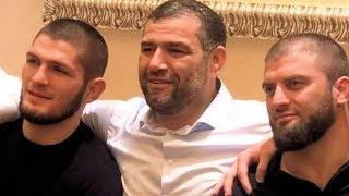 Хабиб встретился c Муртазалиевым, объявленным в международный розыск.