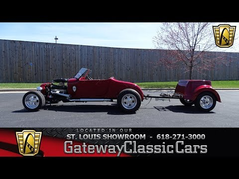 Video of '27 Roadster - QB4X