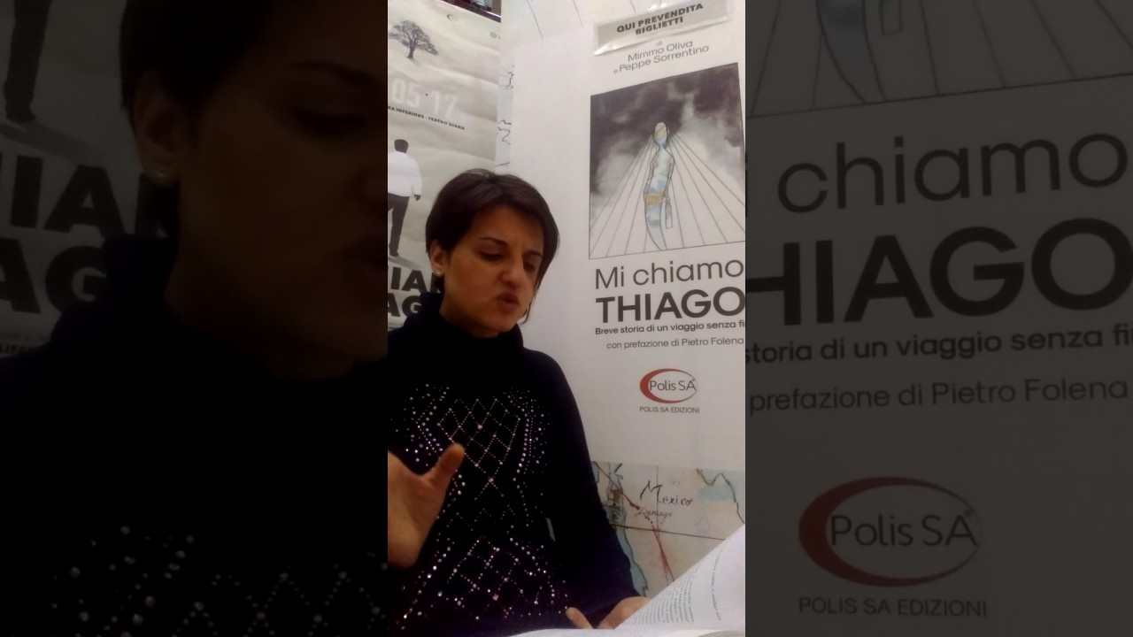 Mi chiamo Thiago - Estratti