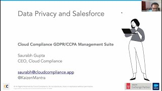 Respecting Data Protection Laws on Salesforce