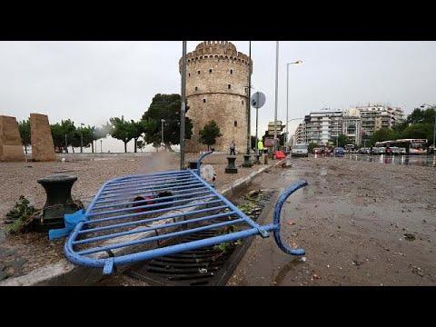Θεσσαλονίκη: Προβλημάτων συνέχεια