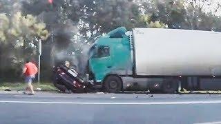 Страшное ДТП на трассе М7 в Кстовском районе