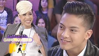 Daniel pokes fun at Vice Ganda's outift