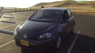 2012 Volkswagen Golf 2.5 - POV test drive