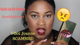 My Lip Kit Was EMPTY  Kylie Jenner Lip Kit Birthday Collection Review+GIVEAWAY CLOSED