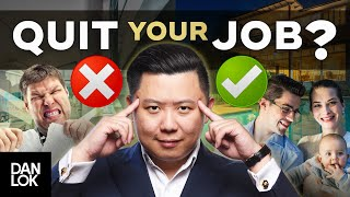Should You Quit Your Job?