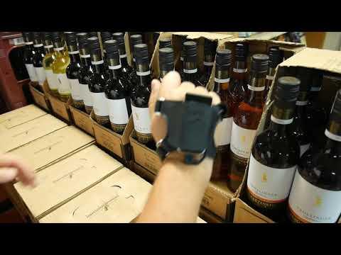 Sam Barcode Scanner Handschuh