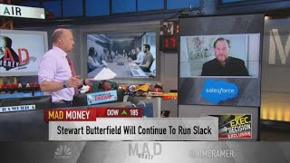 Marc Benioff: Slack Deal Makes Salesforce 'A Whole New Type of Company'