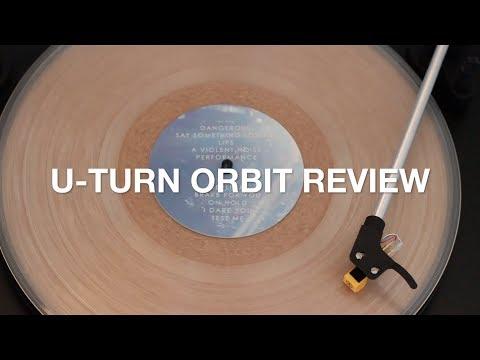 U-TURN ORBIT TURNTABLE REVIEW: Day 7   #30DayChallenge – Mike Mizener