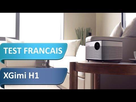 Le meilleur test du Xgimi H1 : Je vous montre TOUT et en Français