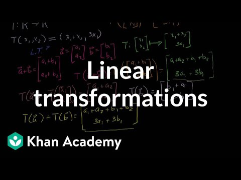 Linear Algebra, Geometry and Transformation