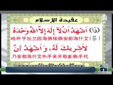 عقيدة الإسلام - 伊斯兰信仰