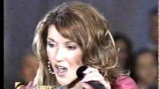 Early Show   That's The Way It Is    Celine Dion