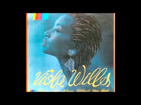 VIOLA WILLS Gonna Get Along Without You Now LP Version