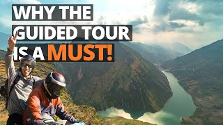 Ha Giang Loop Guided Tour HIGHLIGHTS // Motorbike Roadtrip in Vietnam