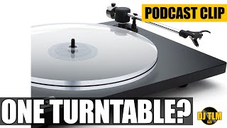 Is one turntable enough to practice scratching? #sharetheknowledge
