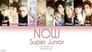 Super Junior - Now