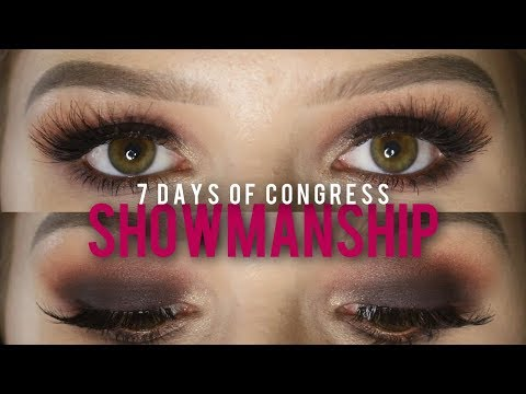 DAY 1 OF 7 DAYS OF CONGRESS | SHOWMANSHIP/HALTER