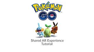Shared AR Experience Tutorial