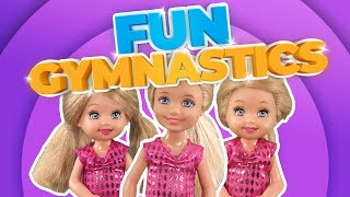 Barbie - Gymnastics Should Be Fun! | Ep.248