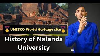 🥇Nalanda University Ka Itihaas in hindi | नालंदा