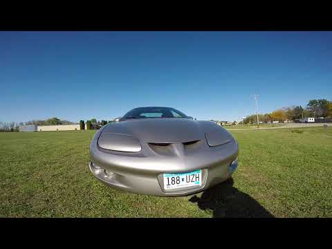 2001 Pontiac Firebird for Sale - CC-1036183