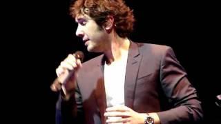 Josh Groban Singing If I Walk Away in Orlando, Florida October 29, 2011