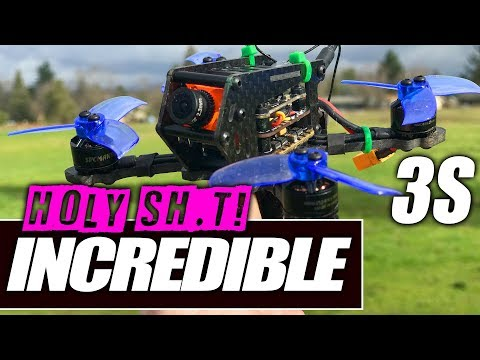 incredible--spc-maker-100sp-3s-micro-brushless---full-review--flight-test