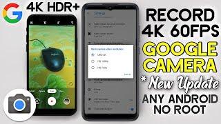 4k 60fps camera apk - TH-Clip