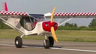 "Take-offs and landings: Zenith STOL CH 750 ""Super Duty"""