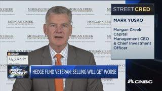 Stock market carnage will get worse: Morgan Creek Capital CEO