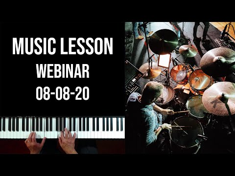 Lessons with Carlos (Webinar 08-08-20)