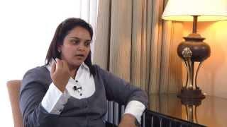 Aparna Joshi, a recruiter in the social sector