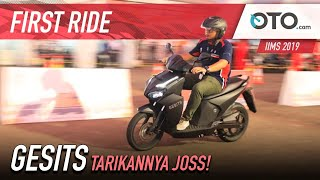 Gesits | First Ride | Tarikannya Joss! | OTO.com