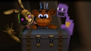 The FNAF Book That Might Help Solve the FNAF 4 Box | Lonely Freddy