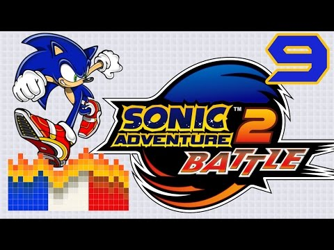 Sonic Adventure 2 Part 9: Akhtar's Bad At Games - Not French