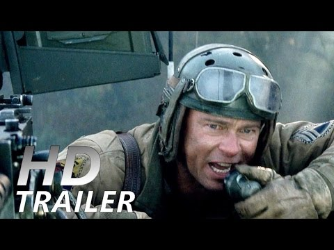 HERZ AUS STAHL (Brad Pitt, Shia LaBeouf) | Trailer [HD]