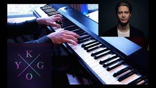 Kygo   Happy Now Ft. Sandro Cavazza | Piano & Sax Cover | Sam Reed