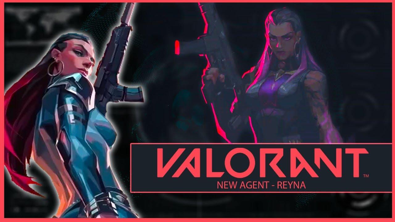Геймплейный трейлер агента Рейны из игры Valorant
