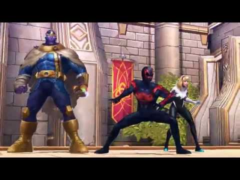 [MARVEL Future Fight] Update in August