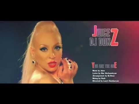 Juice & Dj Donz - You are the one